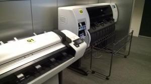 giant printer