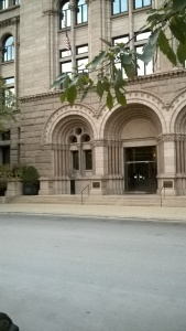 Newberry Library exterior